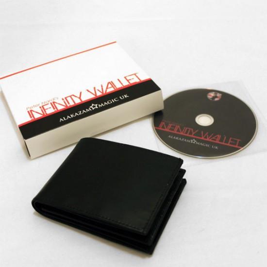 Infinity Wallet (w/DVD)