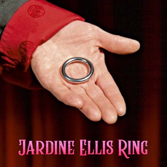 Jardine Ellis Ring With Book