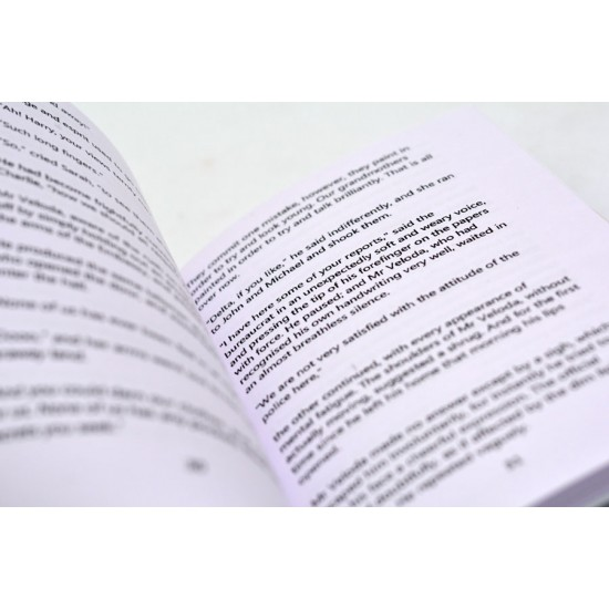 Mystify Book Test