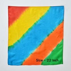 Rainbow Silk - 22 Inch
