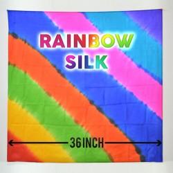 """Rainbow Silk (36"""")"""
