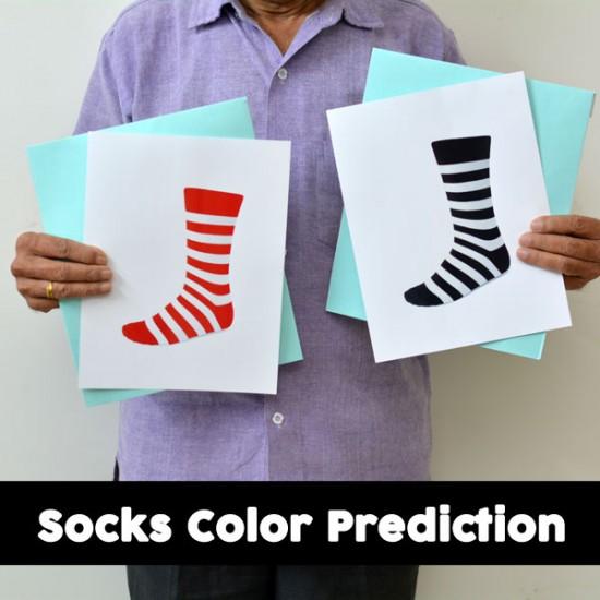 Socks Color Prediction