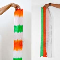 Split Multicolor Streamer ( Flag Edition)
