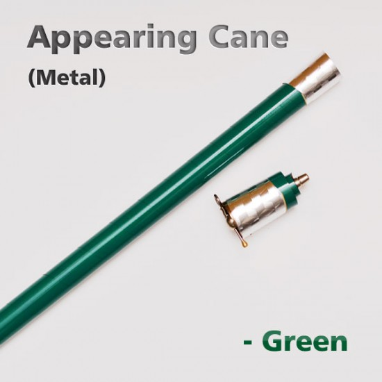 Appearing Cane (Metal Green)