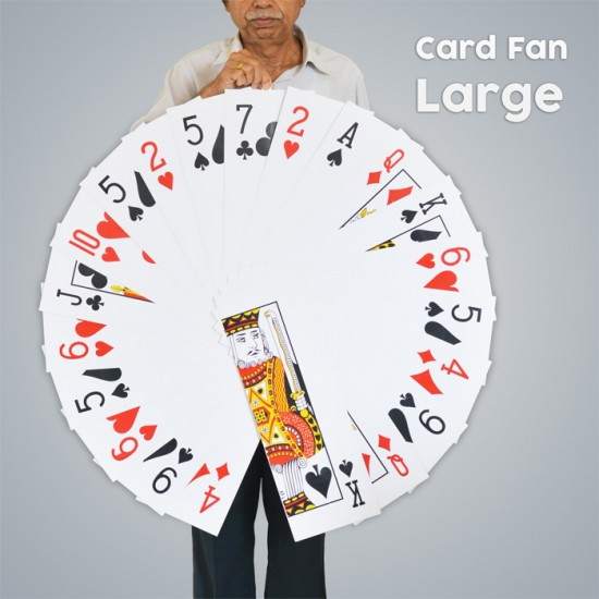 Card Fan Production Large