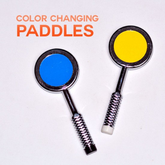 Color Changing Paddles
