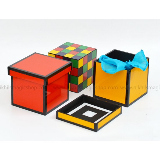 Cube Transformation Box