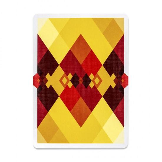 Diamon Playing Cards N°5