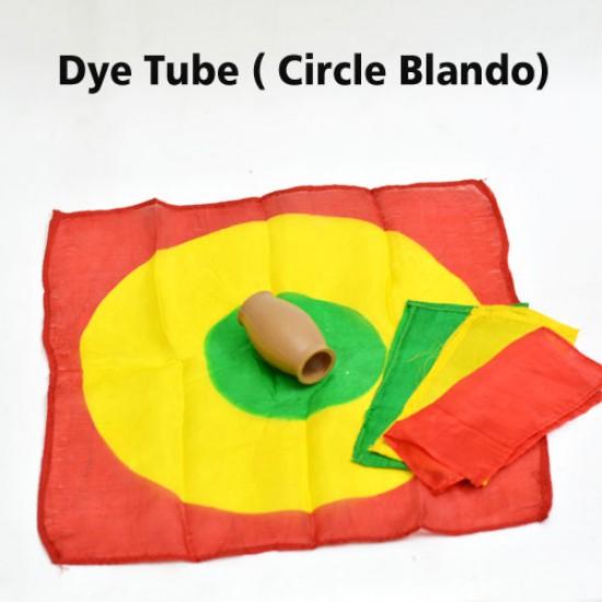 Dye Tube (Circle Blando)