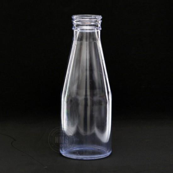 Evaporating Milk Bottle