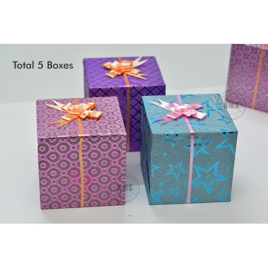 Gift Box From Bag