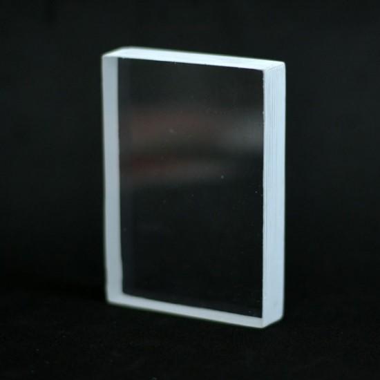 Glass Card Deck