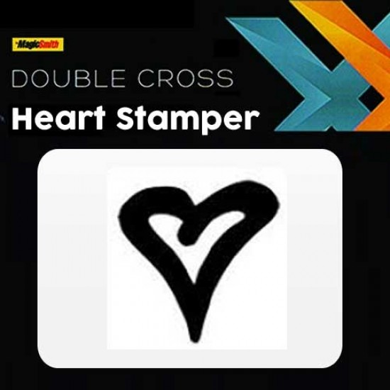 Heart Stamper Part for Double Cross (Refill)