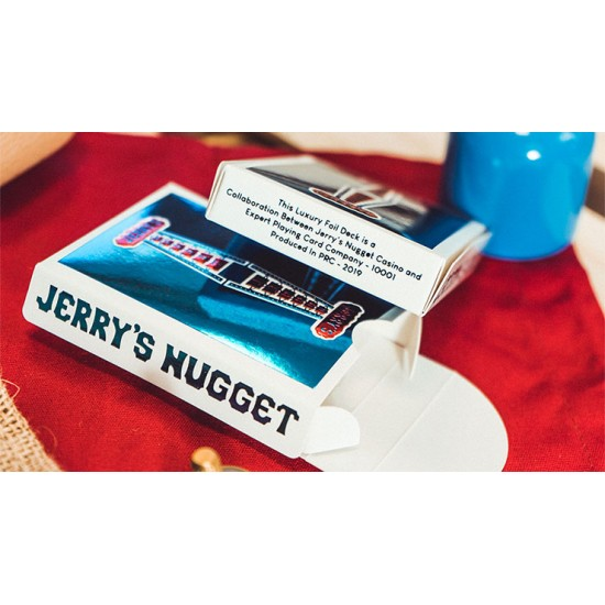 Jerrys Nuggets Vintage Feel (Blue Foil)