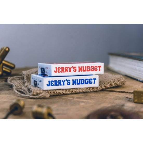 Vintage Feel Jerrys Nuggets (Red)