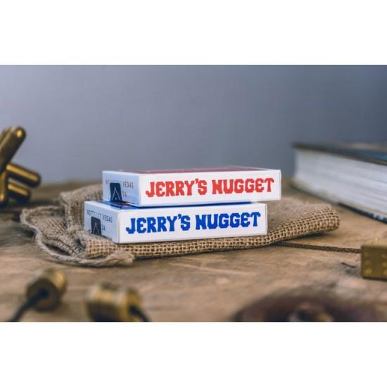 Vintage Feel Jerrys Nuggets (Blue)
