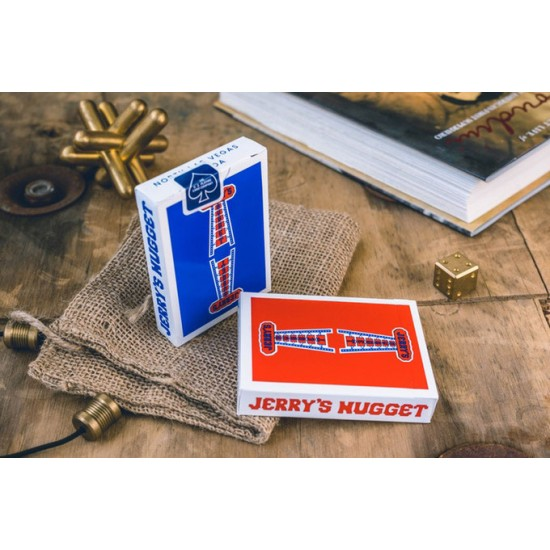 Jerrys Nuggets Vintage Feel (Red)
