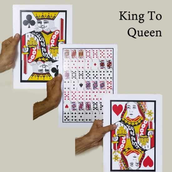 King To Queen