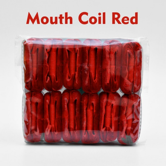 Mouth Coil Red