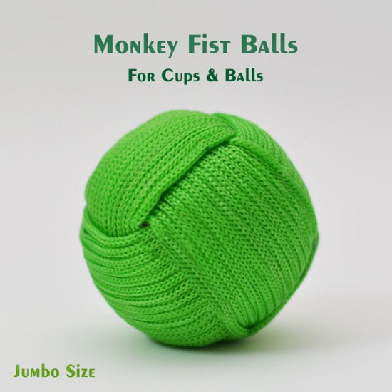 Monkey Fist Load ball (Green)