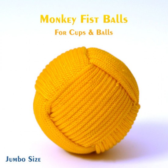 Monkey Fist Load ball (Yellow)