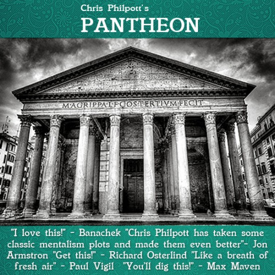 Chris Philpotts Pantheon