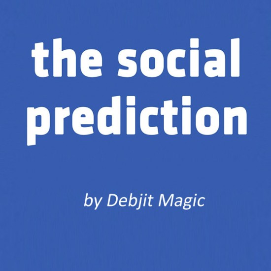 The Social Prediction by Debjit Magic (video Download)