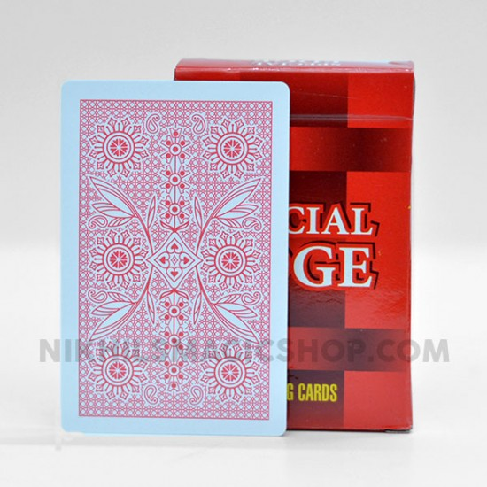 Special Edge Mark Deck (Red)
