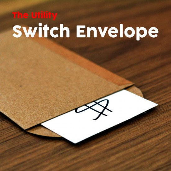 The Utility Switch Envelope