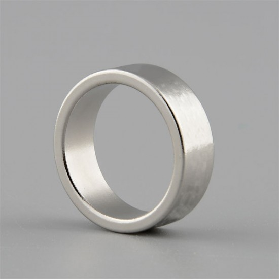 P.K. Ring - Silver