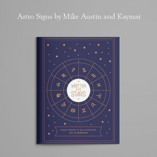 Astro Signs by Mike Austin and Kaymar Magic