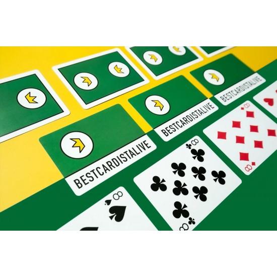 BCA Green Playing Cards