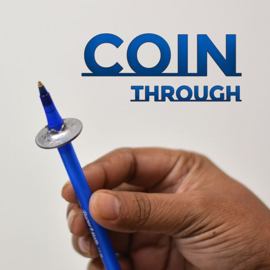 Coin Through