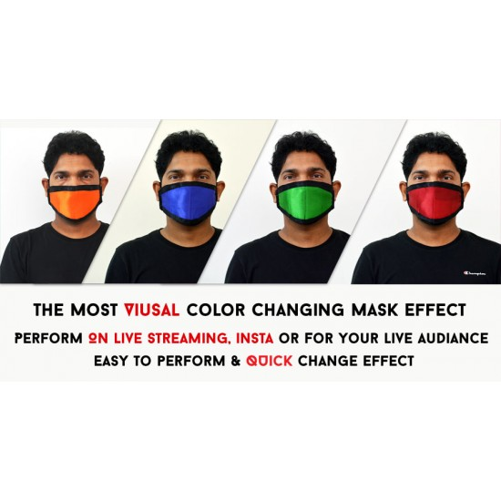 Color Changing Mask