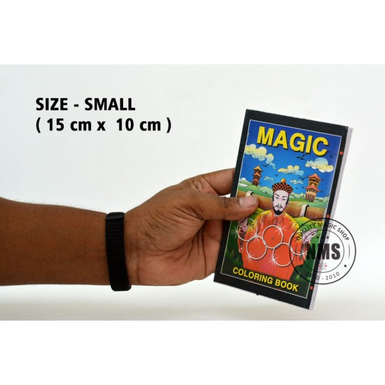 Magic Coloring Book Small (Magic Design)