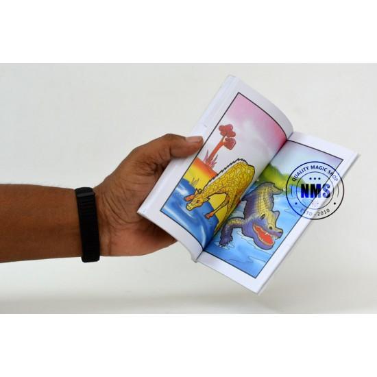 Magic Coloring Book Small (Animal Design)