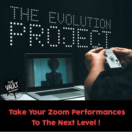 The Vault- The Evolution Project by Alejandro Navas (Video Download)