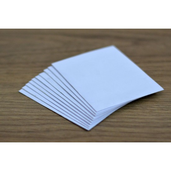 Ghost Envelope White (With Writer)