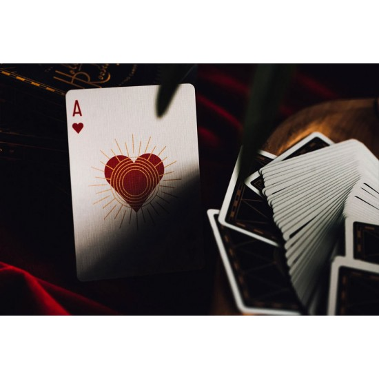 The Hollywood Roosevelt Playing Cards