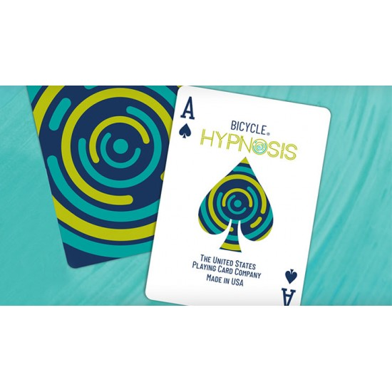 Bicycle Hypnosis Playing Cards