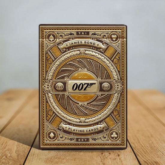 James Bond 007 Playing Cards