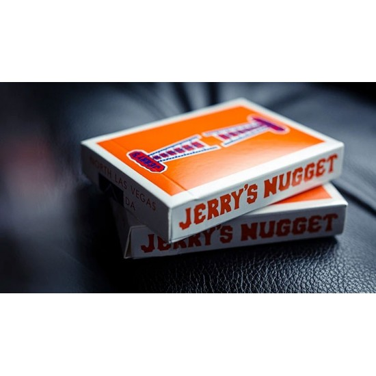 Jerrys Nuggets Vintage Feel (Orange)