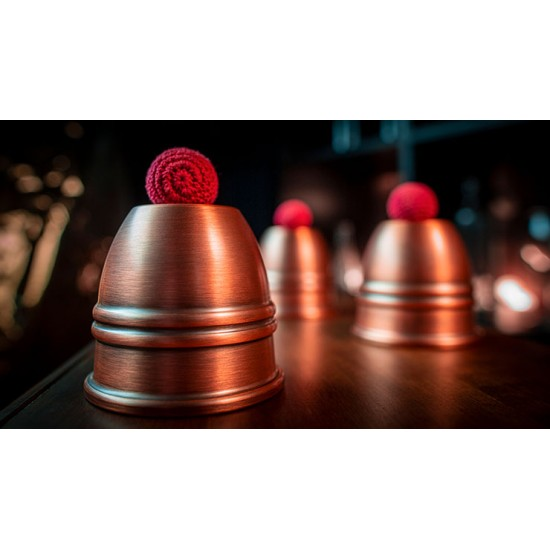 LEGEND Cups and Balls (Copper/Aged) - (Pre-Order)