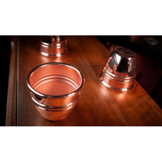 LEGEND Cups and Balls (Copper/Polished)