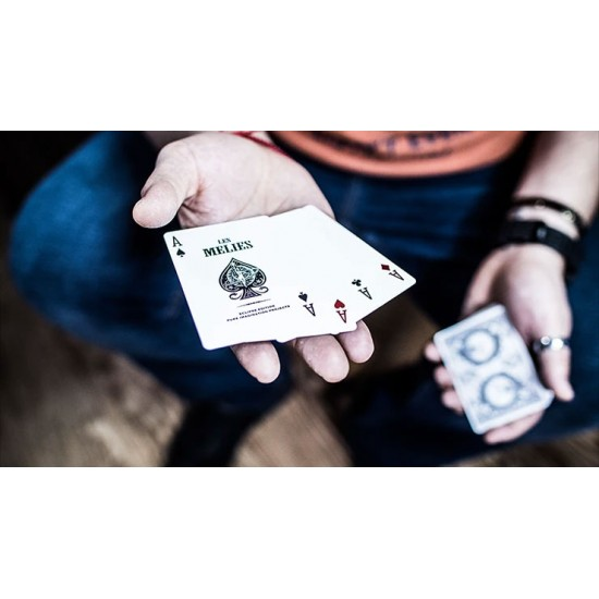 Les Melies Conquests Playing Cards