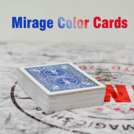 Mirage Color Cards