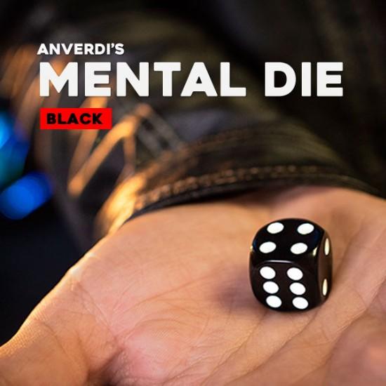 MENTAL DIE BLACK by Tony Anverdi