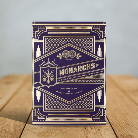 Monarch Royal Edition - Purple