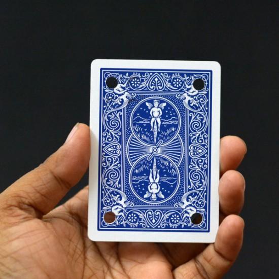 Moving Hole ( Matrix card )