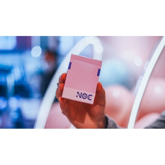 NOC3000X2 (Pink) Playing Cards